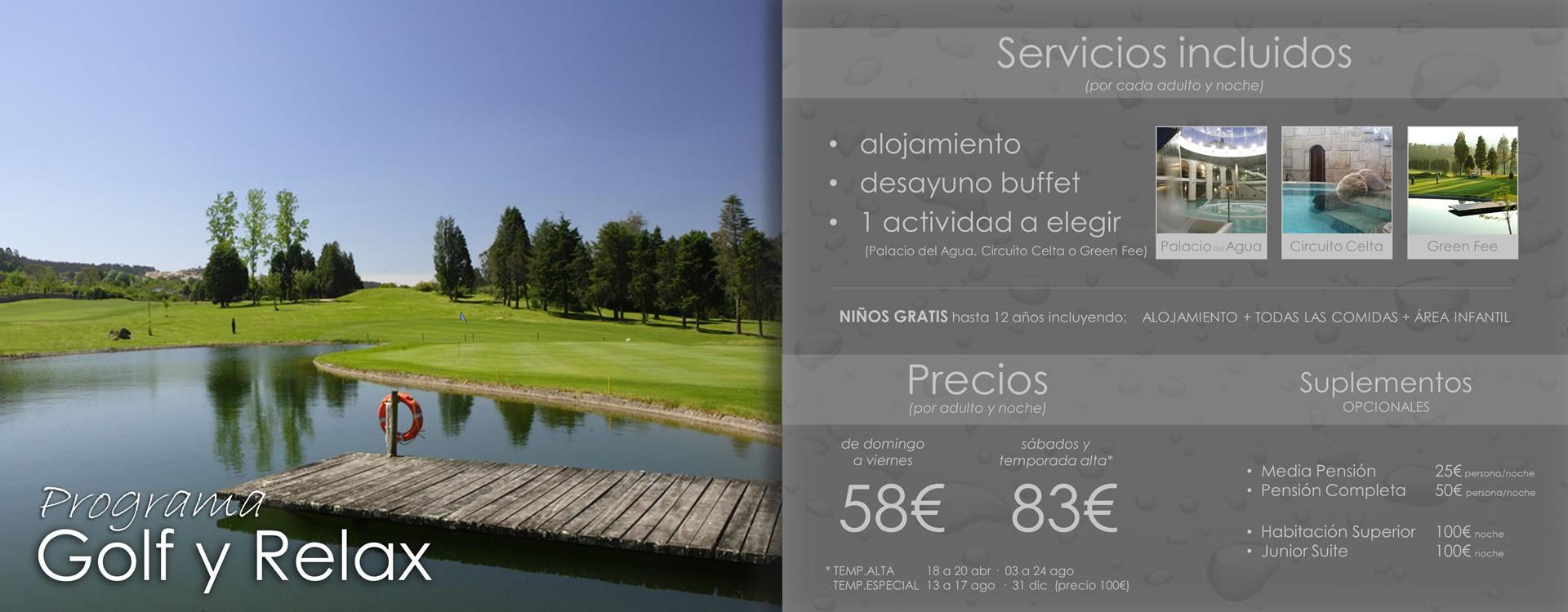 Programa Golf y Relax