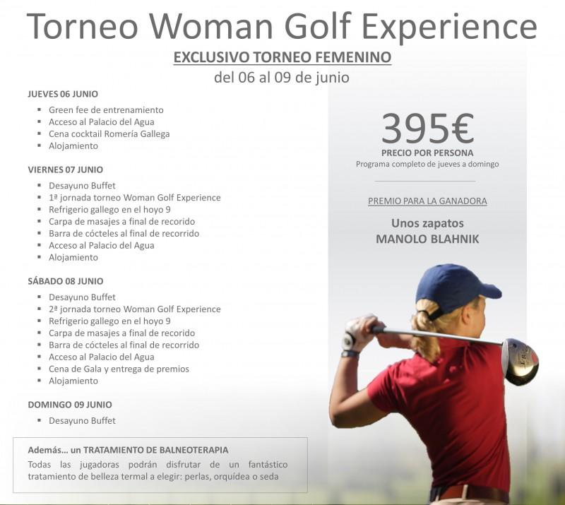Torneo Woman Golf Experience - junio